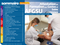 Support formateur – AFGSU - MémoForma.fr