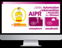 Formation en ligne e-MémoForma – Préparation à l'examen CQM Autorisation d'Intervention à Proximité des Réseaux pour les concepteurs et pour les encadrants - MémoForma.fr