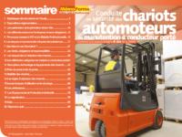 Support formateur – Conduite en sécurité des chariots automoteurs de manutention à conducteur porté - MémoForma.fr