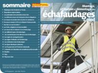 Support formateur – Montage, utilisation et démontage des échafaudages de pied - MémoForma.fr