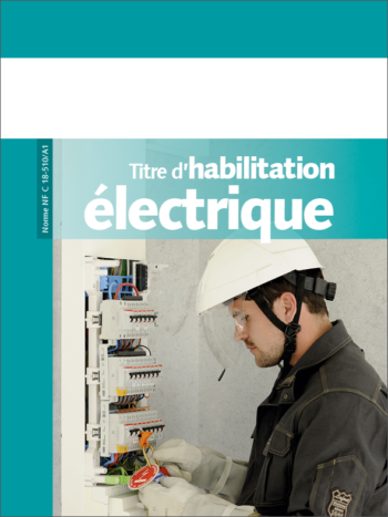 Titre d'habilitation électrique pour les opérations d'ordre électrique et les opérations d'ordre non électrique - MémoForma.fr