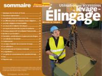 Support formateur – Utilisation des accessoires de levage – Élingage Mémento de l'élingueur - MémoForma.fr