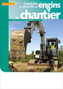 Manuel de formation – Conduite en sécurité des engins de chantier - MémoForma.fr