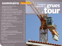 Support formateur – Conduite en sécurité des grues à tour - MémoForma.fr