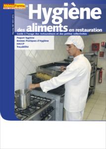 Manuel de formation – Hygiène des aliments en restauration (des restaurateurs et des petites collectivités) - MémoForma.fr