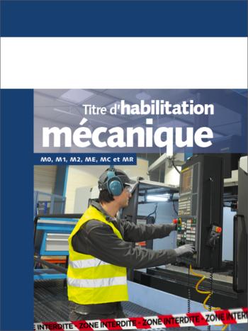 Titre d'habilitation mécanique - MémoForma.fr
