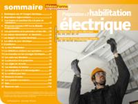 Support formateur – Préparation à l'habilitation électrique pour les opérations d'ordre non électrique - MémoForma.fr