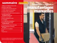 Support formateur – Prévention des risques liés aux manutentions manuelles - MémoForma.fr