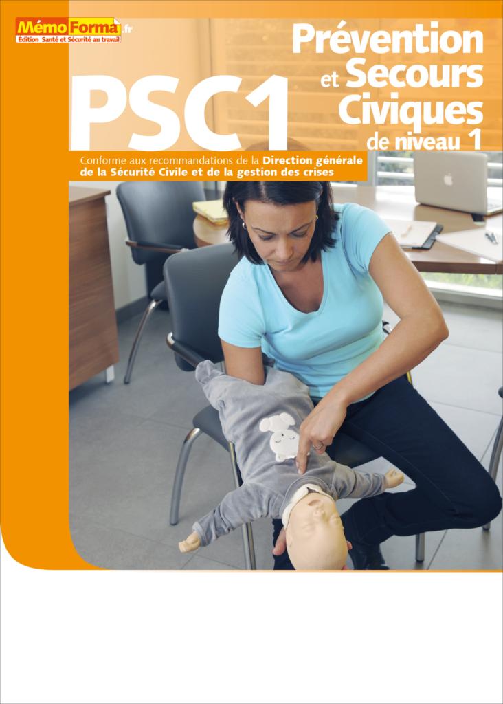 Manuel de formation – Prévention et Secours Civiques de niveau 1 - MémoForma.fr