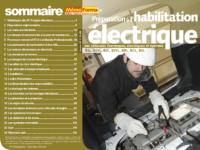Support formateur – Préparation à l'habilitation électrique des véhicules thermiques, électriques et hybrides - MémoForma.fr